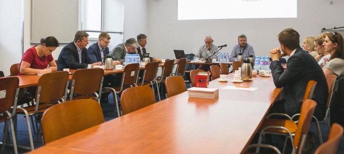 Seminarium Komitetu Dialogu Społecznego