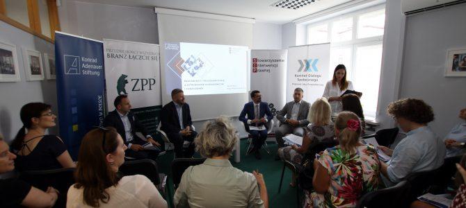 Państwo powinno bardziej zaangażować się w ułatwianie zatrudniania obcokrajowców – wnioski z debaty na temat zatrudniania cudzoziemców w Polsce