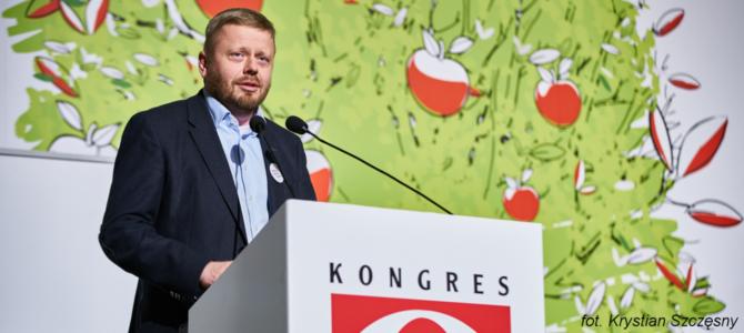 Maciej Witucki prelegentem podczas XI Kongresu Obywatelskiego
