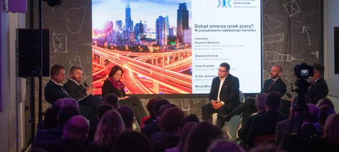 Relacja z konferencji Komitetu Dialogu Społecznego