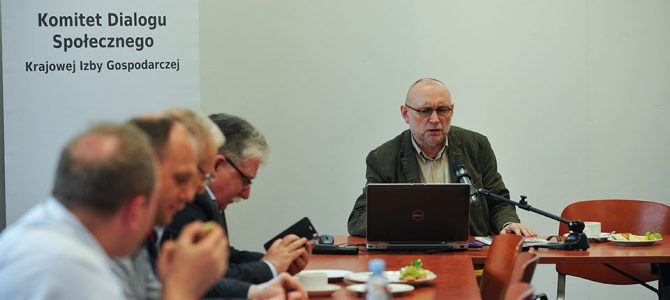 Stan i wyzwania polskiego dialogu społecznego