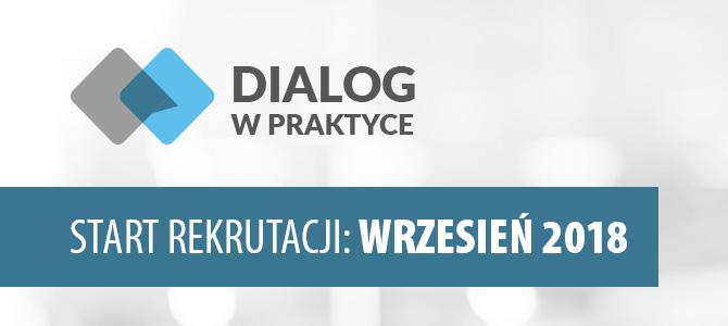 """Zapraszamy na warsztaty """"Dialog w praktyce"""""""