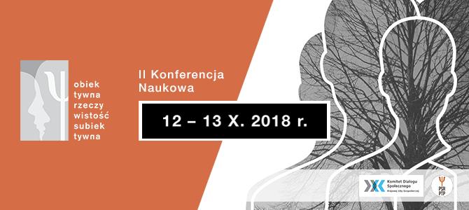 Komitet Dialogu Społecznego partnerem II ogólnopolskiej konferencji naukowej