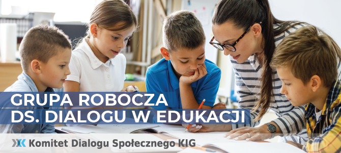 Grupa robocza ds. dialogu w edukacji